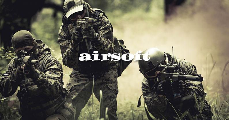 Airsoft ¿Qué es?