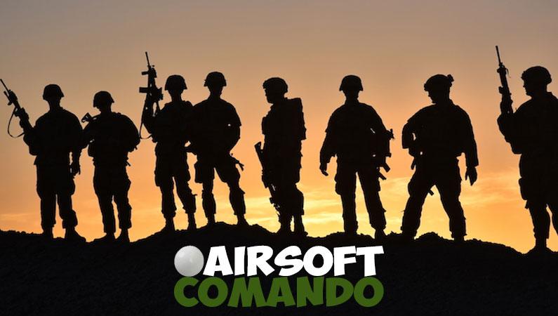 Airsoft Comando