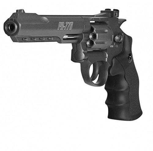 Revolver Perdigón Gamo PR-776 Calibre 4,5mm. Potencia 3 Julios