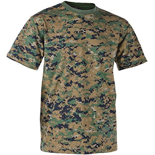 Helikon camiseta USMC digital Woodland tamaño XL