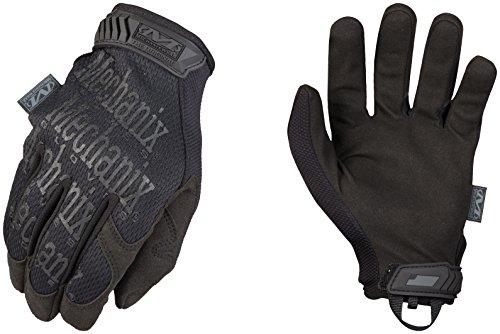 Mechanix Wear – Guantes Originales (Medio, Negro)