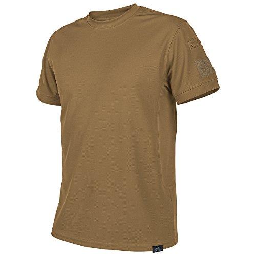 Helikon Hombres Táctica Camiseta Coyote tamaño M